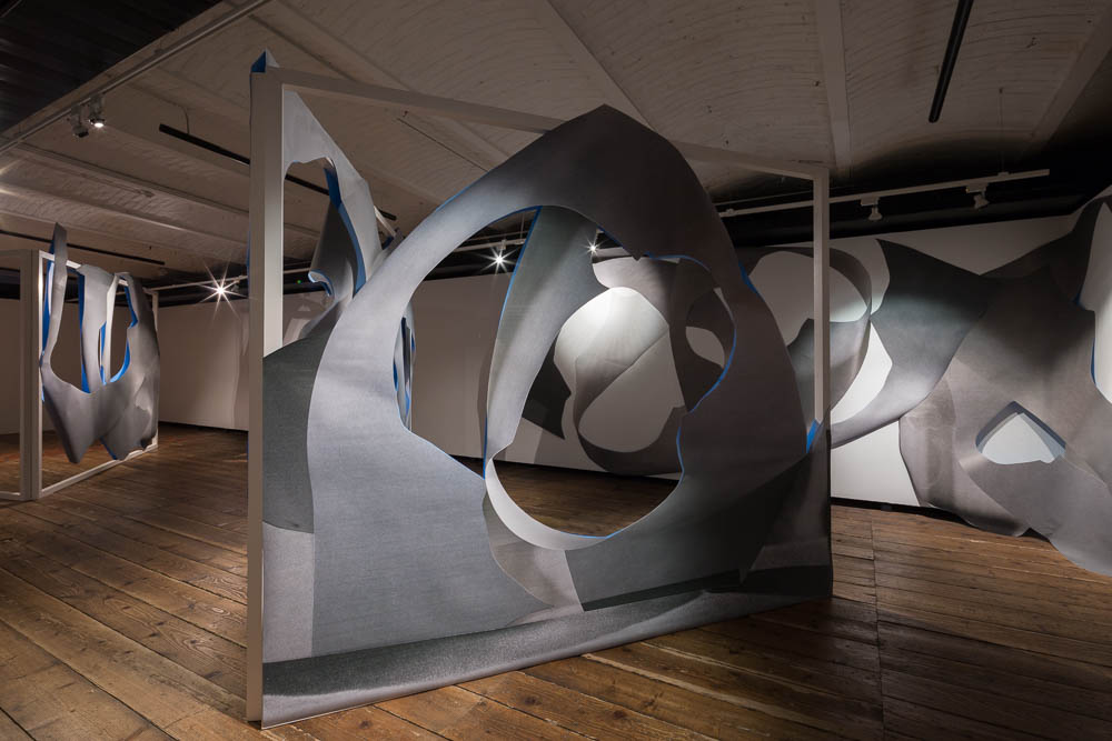 Installation view. Image: Eva Kelety