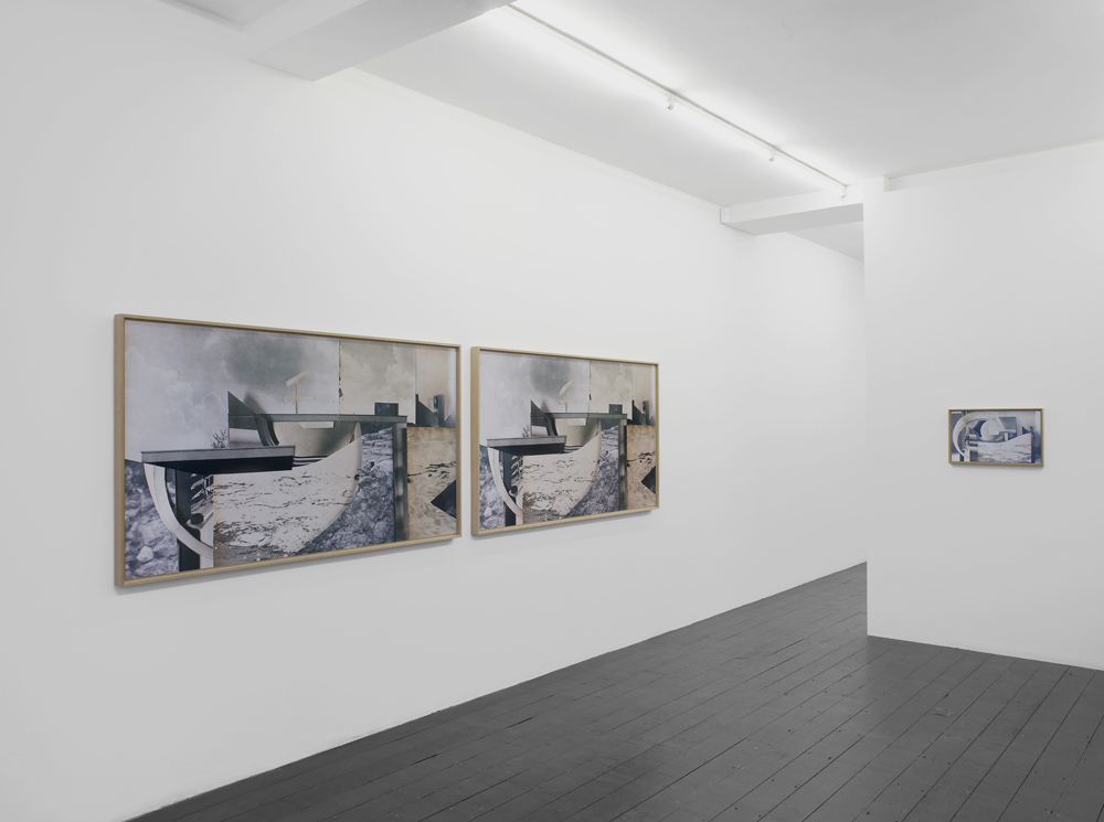 Anita Witek installation view