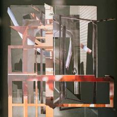 Anita Witek<br />Draft #F EsIstSoWieEsScheint<br />2015<br />C-Type Print/Analogue<br />111.2 x 87.2 cm  (custom-framed), Edition 2/3 + 2AP