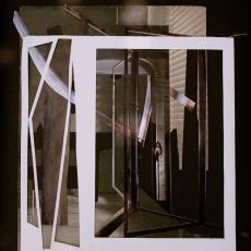 Anita Witek<br />Draft #A EsIstSoWieEsScheint<br />2015<br />C-Type Print/Analogue<br />101 x 78 cm (unframed), 111.2 x 87.2 cm (framed between glass), Edition 3/3 + 2AP