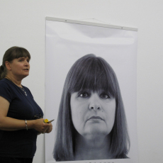Anna Kutera<br />The Deepening<br />2009<br />performance<br />Kunstpunkt Gallery, Berlin