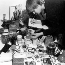 Anna Kutera<br />The Inventory<br />1980