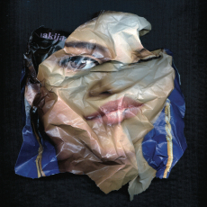 Anna Kutera<br />'POST-Face 05'<br />2010<br />photography c-print<br />100x100cm