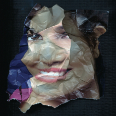 Anna Kutera<br />'POST-Face 07'<br />2010<br />photography c-print<br />100x100cm