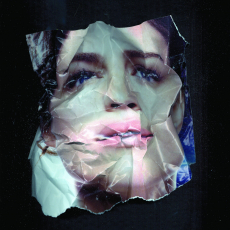 Anna Kutera<br />'POST-Face 08'<br />2010<br />photography c-print<br />100x100cm