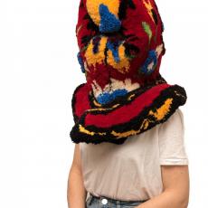 Anna Perach<br />Shadow<br />2017<br />tufted yarn<br />38×45 cm
