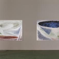 Almost Seen Assab One Milan, 2018, installation shot