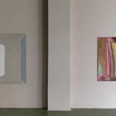 Almost Seen, installation shot Assab One Milan 2018