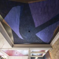 Bush Theatre ceiling, 2016