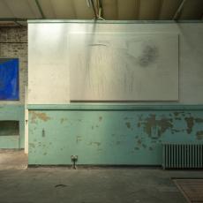 Light Triggered, 2018, Ragged School Museum, installation