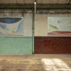 Light Triggered, 2018, Ragged, School, Museum, installation