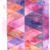 Arlene Slavin <em>Watercolor Sky</em>, 1972 Acrylic on canvas 182.88 x 121.92 cm