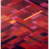 """Arlene Slavin <em>Murasaki</em>, 1974 Acrylic on canvas 180 x 150 cm (72"""" x  60"""")"""