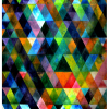 """Arlene Slavin<em> Garden</em>, 1972 Acrylic on canvas 210 x 1520cm (84"""" x 60"""")"""