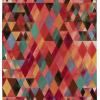 "Arlene Slavin <em>RAJ</em>, 1972 Acrylic on canvas 210 x 150 cm (84"" x 60"")"