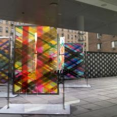 Arlene Slavin, Bronx Museum, 2017, installation view
