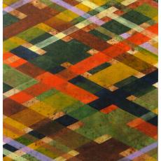 "Arlene Slavin<em> Intersections (G20)</em>, 2019  Acrylic on canvas 122 x 92 cm (48"" x 36"")"
