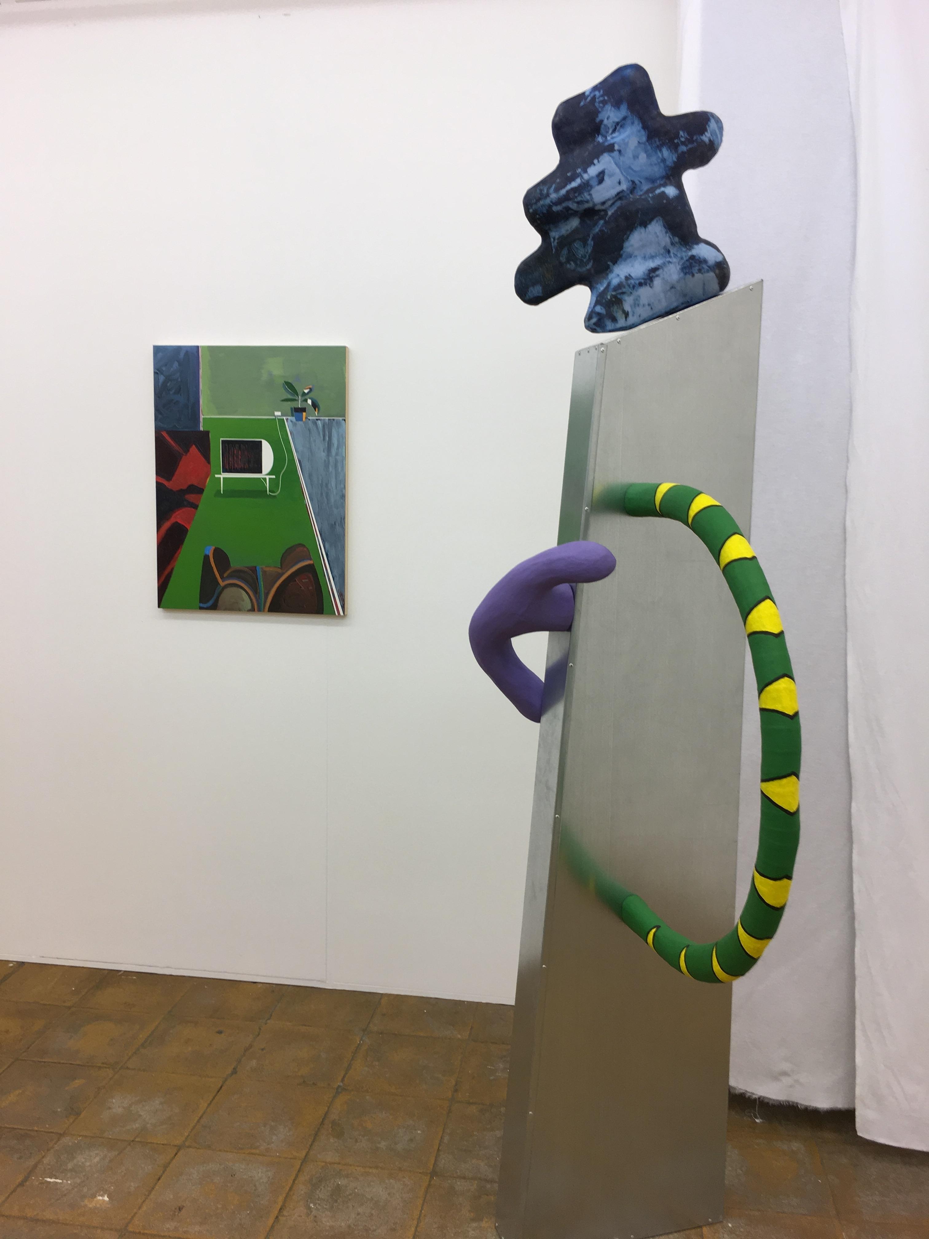 Karen Tang, Art Rotterdam, 2018, installation view