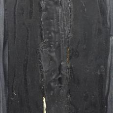 Bożenna Biskupska, Cage, 2007-2013, (BBSC11),  oil on canvas 47 x 27 cm