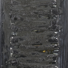 Bożenna Biskupska, Cage, 2006-2012, (BBSC13),  oil on canvas 41 x 27 cm