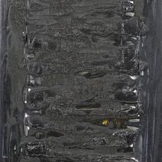 Bożenna Biskupska, Cage, 2006-2012, (BBSC13),  oil on canvas 41 x 27 cm