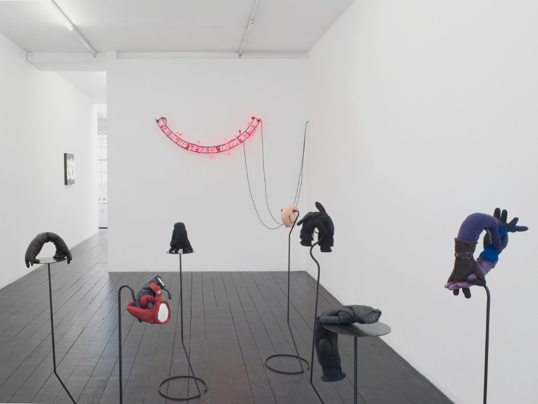 Installation View: Can I Make You Feel Bad?, 2016, l'etrangere