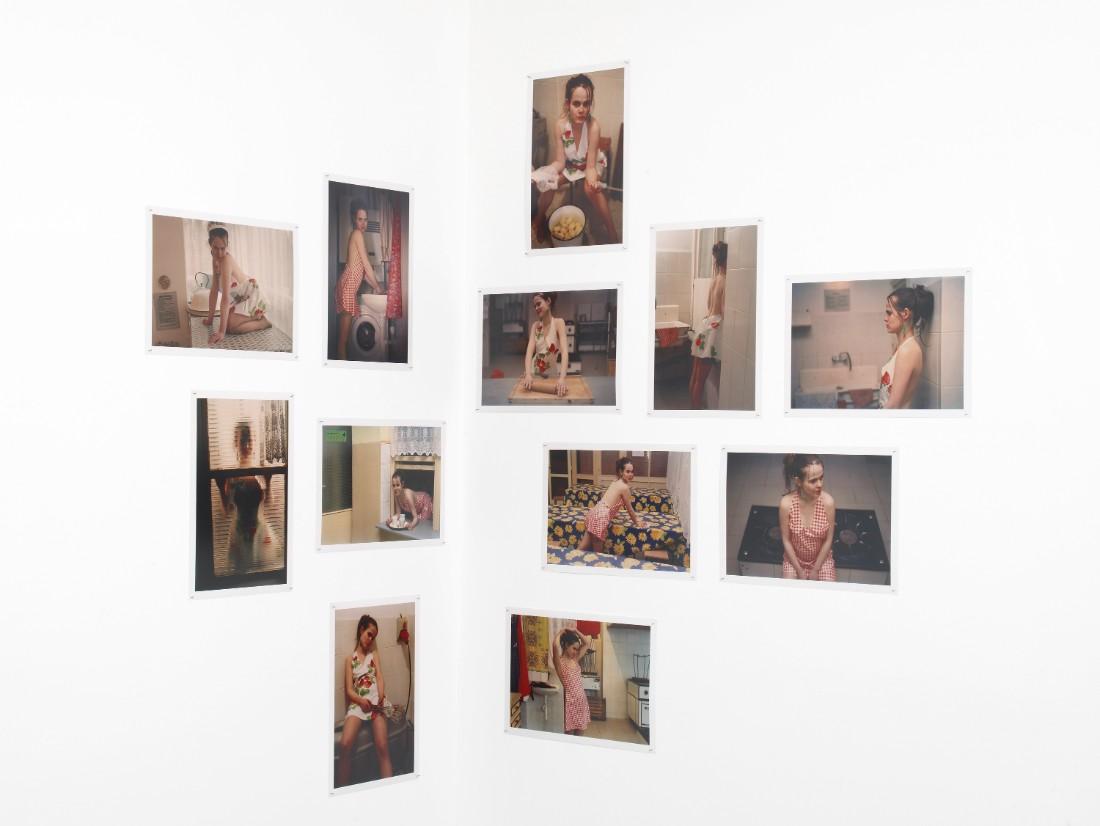 Pinafores, 2002/ 2016, each 34 x 49/ 49 x 34cm, ed. 1/6