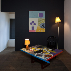 David Ben White, Lost Properties, Coleman Projects. Installation view, 2012