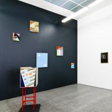 David Ben White, Riptide, Kerstin Engholm Gallery, 2012
