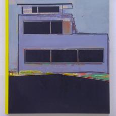 David Ben White, Fabrication of Pleasure  50cm x 40cm, mixed media, 2013