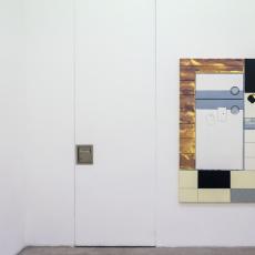 David Ben White, Living Room installation, Kerstin Engholm Gallery, 2013