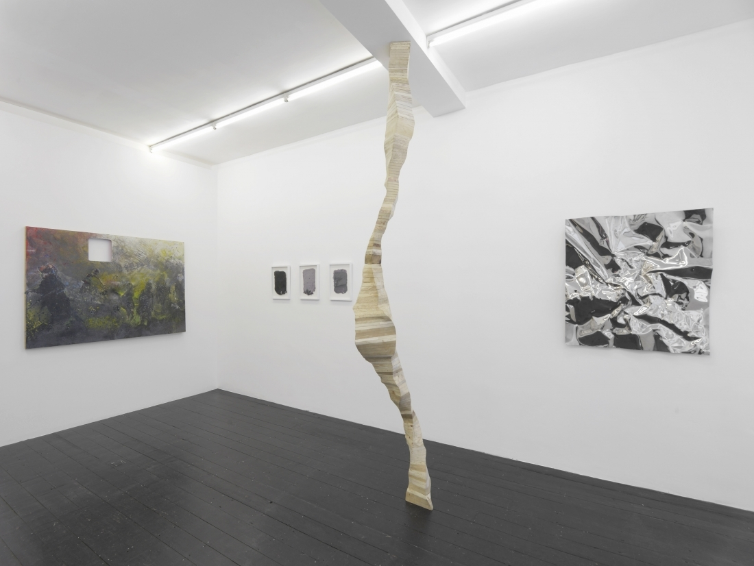 David Raffini and Tatiana Wolska, The Poetry of Detritus, l'étrangère, 2017