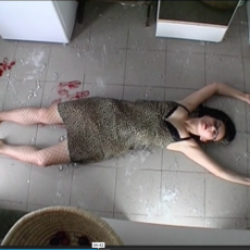 Anna Baumgart<br />Ecstatic, Hysteric and Saintly Ladies<br />2004<br />film<br />10' 40''.Editon of 3 + 1AP