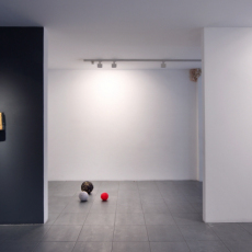Małgorzata Markiewicz<br />Either..or<br />2009<br />installation view at Le Guern Gallery, Warsaw