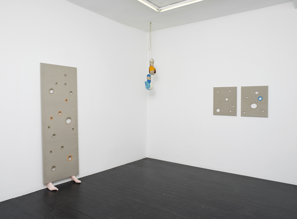 SUCKERZ, 2015. Installation view