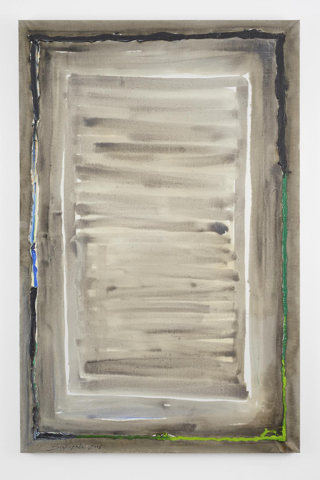 Bożenna Biskupska, Epiphany of Time, 2019, létrangère, installation view