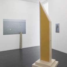 Evy Jokhova, Evy Jokhova, l'étrangère, installation view, photo by Andy Keate
