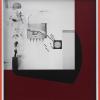 Filip Berendt, Filip Berendt, Monomyth 11, 2015/2016 Archival pigment print on dibond, acrylic paint, MDF, 52×58 cm