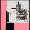 Filip Berendt, Monomyth 12, 2015/2016 Archival pigment print on dibond, acrylic paint, MDF, 66×64 cm