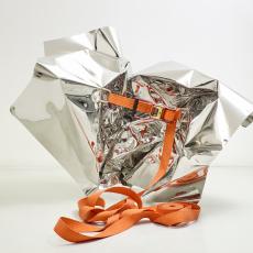 Florian Pugnaire, Installation view: 'Mechanical Stress,' 2016, Galerie Eva Vautier, Nice