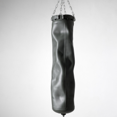 Florian Pugnaire, Punching Bag, 2016, compressed gas container