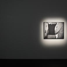 Grzegorz Stefański, restraint, 2016, print on archival paper, mounted on aluminium, 40x35cm, ed. 5+2AP