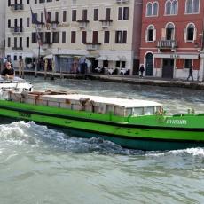 Jan Eric Visser, Veritas, Venice, 2019