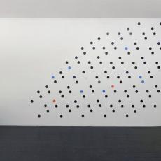 Jyll Bradley, Installation view, Jyll Bradley: Currency at l'étrangère