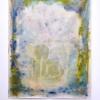 Katharine Marszewski, Searchers, 2015, Screen print on canvas, lacquer, spray paint, 160 x 202 cm
