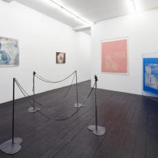 Katharine Marszewski, Installation view