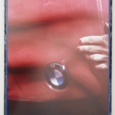 Katharine Marszewski, Here Comes Intuution, 2015, Mounted C-print in customised frame, 74 x 104 cm, Edition 1/3 + 1AP
