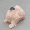 Katie Cuddon, Shame, 2014, Painted ceramic, 50 x 37 x 77
