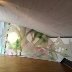 Anita Witek <br />Make a wish <br />2016 <br />installation view Forum Stadtpark, Graz, Austria