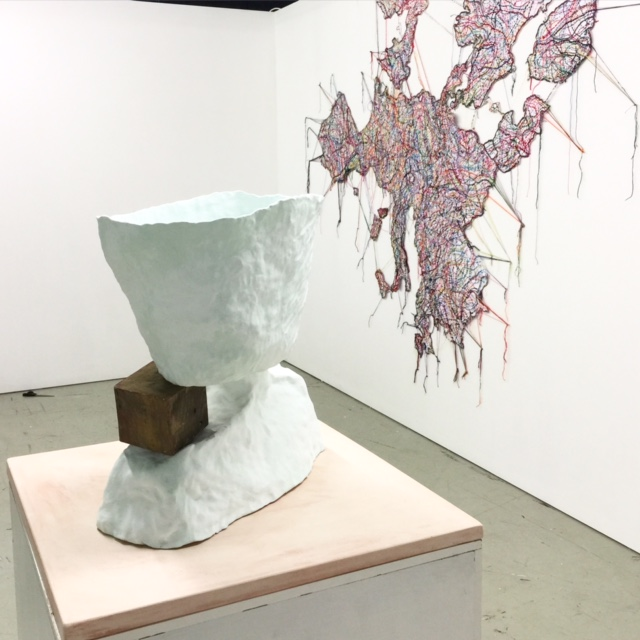 Manchester Contemporary  2015, installation view